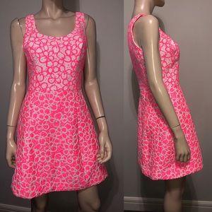 Lily Pulitzer Fiesta Pink Joslin Dress 4
